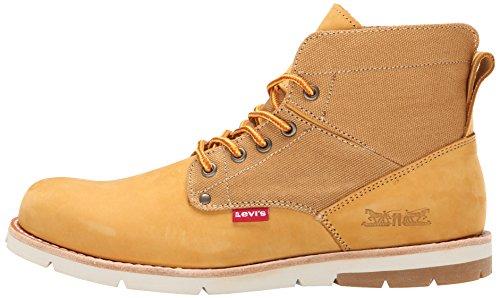 Levis Men's Jax Engineer Boot, Wheat, 9 M US