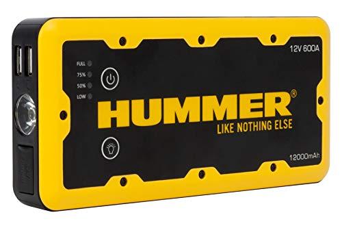 Hummer HUMM12000 Arrancador de Bateria para Coche 12000mAh