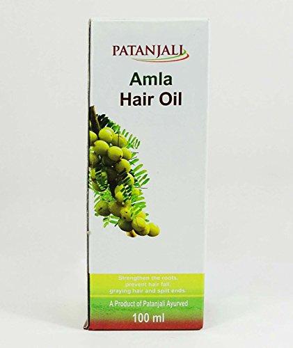 PATANJALI Amla Hair Oil, 100ml by Patanjali