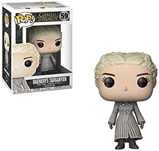 POP TV: GOT S8 - Daenerys (White Coat)