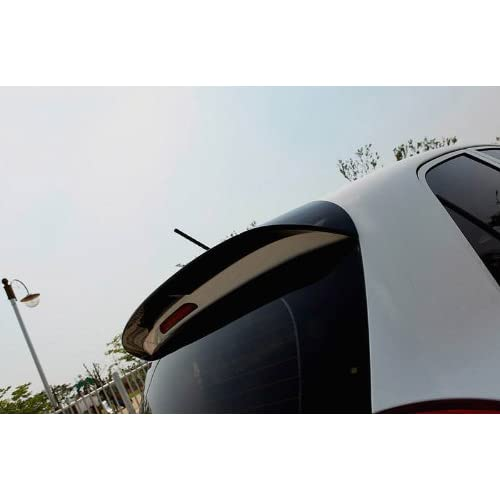 DALLIZA Rear Wing Spoiler PAINTED 1-pc For 2011 2012 2013 2014 2015 Kia Picanto