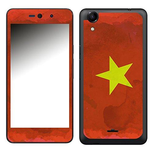 Disagu SF-106581_849 Design Folie für Wiko Rainbow Up - Motiv Vietnam