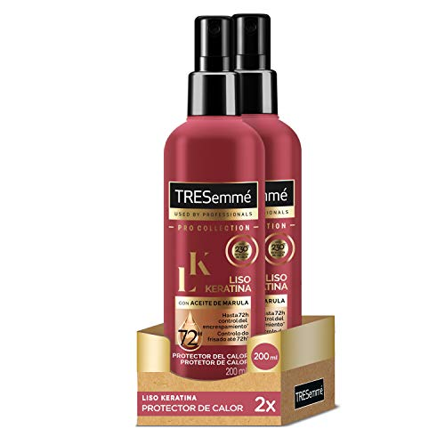 Tresemme - Spray Protector De Calor Keratina - [pack de 2]