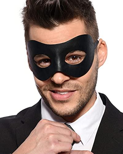 KYMKATA, Masquerade Mask Men and Women, Black...