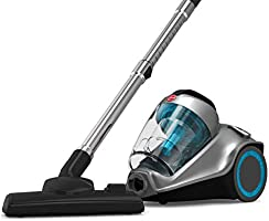 Hoover 2724335610588 Power 7 4L Cyclonic Canister Vacuum Cleaner with HEPA Filter and 2400W Powerful Performance for...