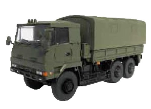1/72 Militaire de travail n ‹ 9 Rez Self-Defense 3 1/2T camions lourds (japon importation)