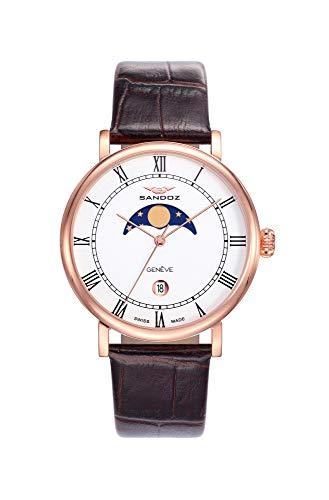 Reloj Suizo Sandoz Hombre 81435-93
