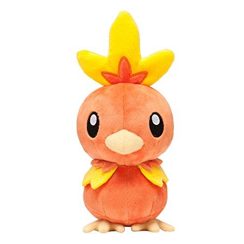 Pokemon Center Original (8.5-Inch) Stuffed Poke Plush Doll Torchic (Achamo)
