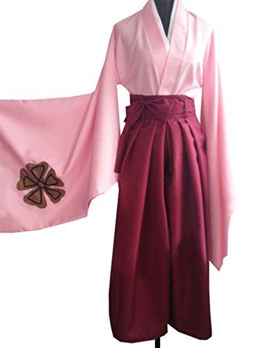 Dreamcosplay Anime Hetalia: Axis Powers Japan Female Pink Kimono Cosplay