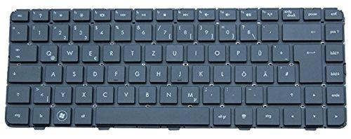 NExpert Orig. QWERTZ Deutsche Tastatur für HP Pavilion dm4-1000 Serie dm4-1010eg dm4-1050ea dm4-1060ea dm4-1100eg dm4-1150ea dm4-1301eg dm4-1301sg dm4t-1000sg 597911-041 608222-041 DE ohne Rahmen Neu