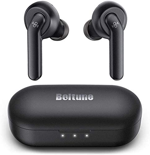 Wireless Earbuds Active Noise Cancelling Boltune Bluetooth Earbuds with 4 Mics Noise Reduction product image