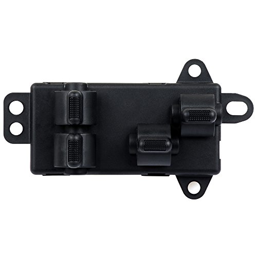 ROADFAR Window Switch Power Window Switch Master Control Switch Front Driver Side Replacement fits for 2004-2007 Chrysler Town Country 2004-2007 Dodge Caravan 2004-2007 Dodge Grand Caravan 4685732AC