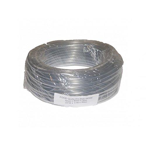 2 PACK Opaque nylon tube 5//16 /& 3//16 OD 1m 3ft