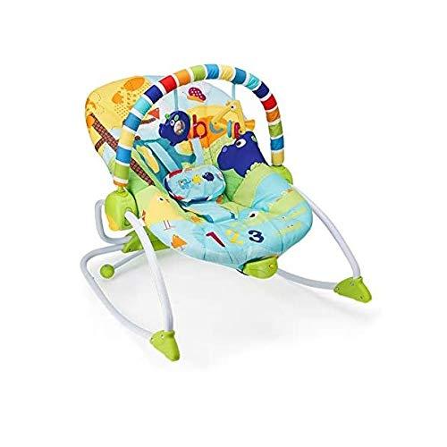 WJTMY Cuna Ajustable para bebé, Hamaca de bebé multifunción, Columpio, balancín de...