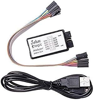 Xsentuals 8Ch 24MHz USB Logic Analyzer for ARM FPGA MCU