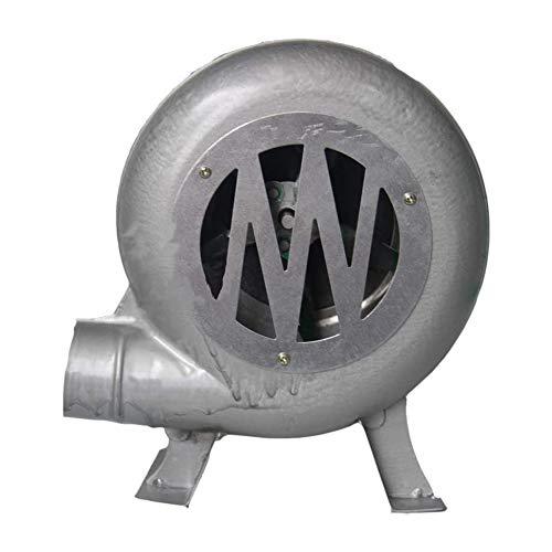 YUANP Handgebläse Außengrill Kunststoff Eisengetriebe Popcorn Fan Manueller Lüfter,120W