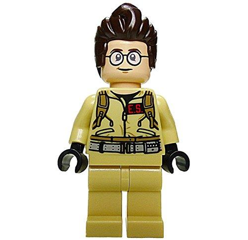LEGO Ghostbusters - Minifigur Dr. Egon Spengler aus Set 21108