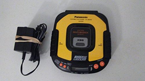 Panasonic Shockwave Portable Compact Disc Player, SL-SW405