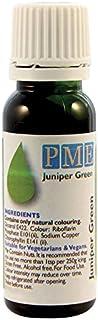 Colorante Alimentario 100% Natural PME - Verde Junípero 25 g