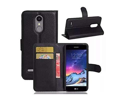 Capa Carteira Flip Premium LG K9 TV Lmx210