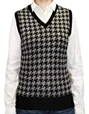 Blue Ocean Casual Ladies Houndstooth