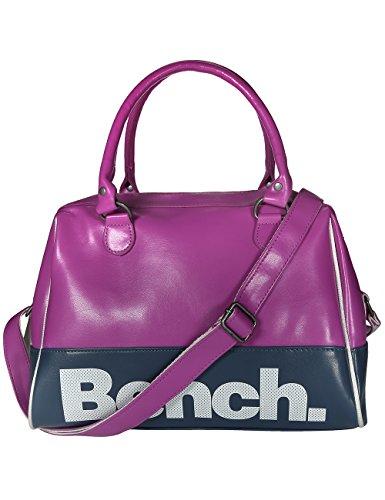 Bench Damen Handtasche Montuk, meadowmauve, 32 x 16 x 22 cm, 11,3 liters, BLXA0818