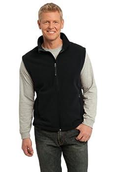 Port Authority Men s Value Fleece Vest M Black