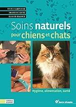 Soins naturels pour chiens et chats de Sylvie Hampikian
