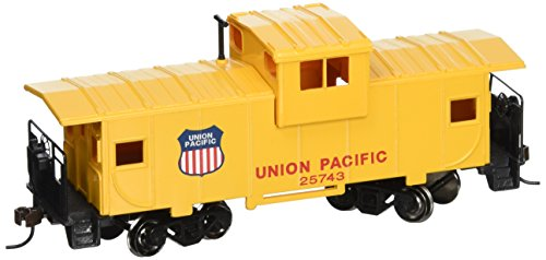 Bachmann Trains - 36' Wide-Vision Caboose - UNION PACIFIC - HO Scale