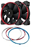 Corsair CO-9050008-WW Air Series SP120 High Performance Edition Twin Pack Fan