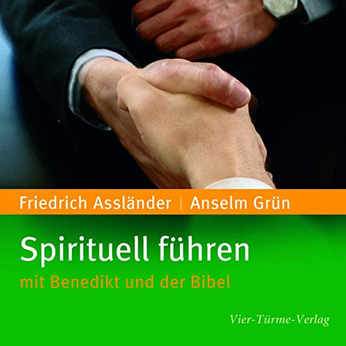 Spirituell führen audiobook cover art