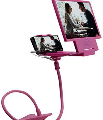 FTYYSWL 7.5 pulgadas lupa 3D desmontable combo smartphone lupa triple aumento óptico...
