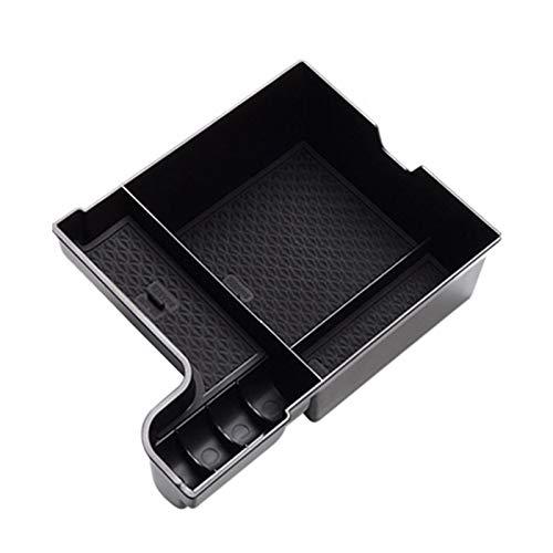 FangFang Caja De Almacenamiento del Reposabrazos del Automóvil Soporte De La Consola Central FIT para Lexus ES ES200 ES260 ES300H 2020 (Color : Black)