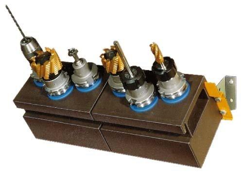 WTS Werkzeugträger mit 3 Aufnahmen SK 40