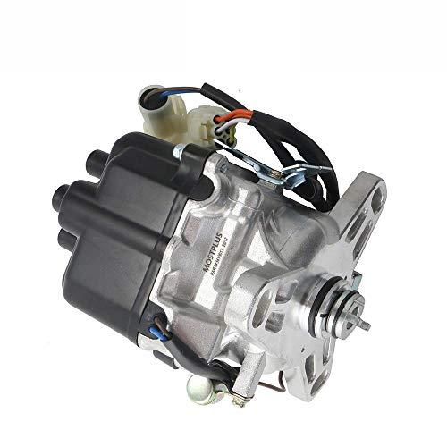 MOSTPLUS Ignition Distributor Compatible with Honda Civic CRX 1988 1989 1990 1991 1.5L TD-01U TD01U