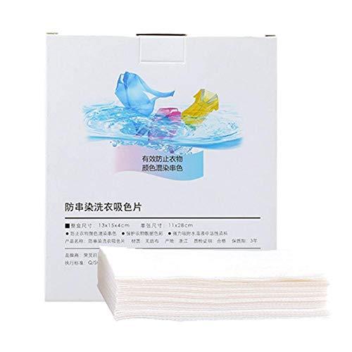 Star Eleven Waschmaschinentabletten, Anti-Flecken, Anti-Flecken, Anti-Flecken, Wäschetabletten, Anti-Schnur, Farbmischung Wäschetabletten (24 Stück/Box)