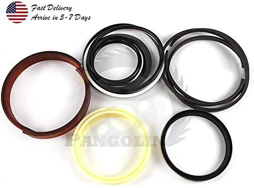 PANGOLIN 707-98-47620 Bucket CYL Hydraulic Cylinder Repair Seal Kit Repair Seal Kit for Komatsu PC220-6 PC220LC-6 Excavator Wearing Parts, 3 Month Warranty