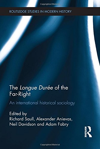 The Longue Durée of the Far-Right: An International Historical Sociology