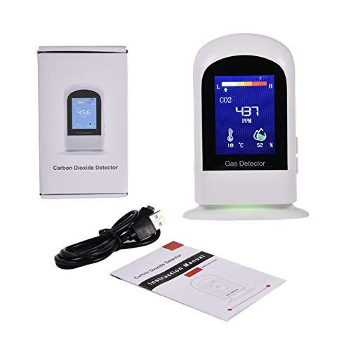 Kohlendioxid-Detektor (CO2) In Innenräumen, Tester Für Temperatur- Und Feuchtigkeitsüberwachung, NDIR-Sensor (Infrarot)