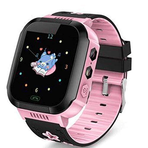 Buy Bargain ZLLAN Fitness Tracker,Women Smart Fitness Watch, Heart Rate Monitor Smart Bracelet Waterproof Smart Bracelet with Health Sleep Activity (Color : Pink)