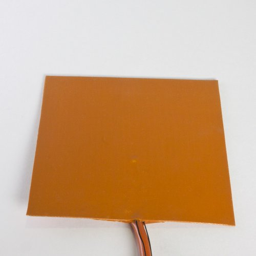 150x150mm 12V Silicone Rubber Heater for 3D Printer Heated Beds