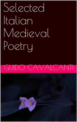 Selected Italian Medieval Poetry (English Edition)