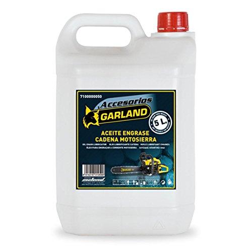 Aceite Cadena Motosierra Garland