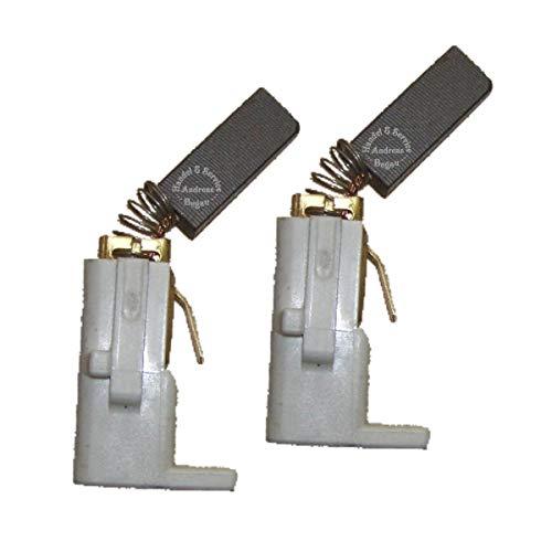 Kirby Original Kohlen Elektrokohlen mit Halterung G3 G4 G5 G6 G7 G8 G10 Sentria (107189)