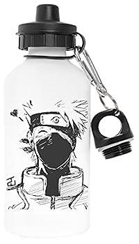 Kakashi Sans Polluant Blanc Bouteille d'eau Aluminium Pour l'extérieur Pollutant Free White Watter Bottle For Outdoors