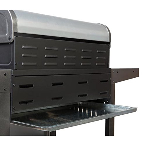 FirePlus 4+0 Gas Burner Grill BBQ Barbecue