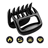 BBQ Bear Claws for Pulled Pork, Full Solid BBQ Meat Shredder Claws, Grill