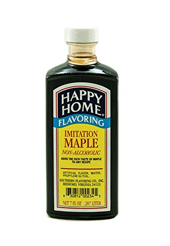 Happy Home Maple Flavoring