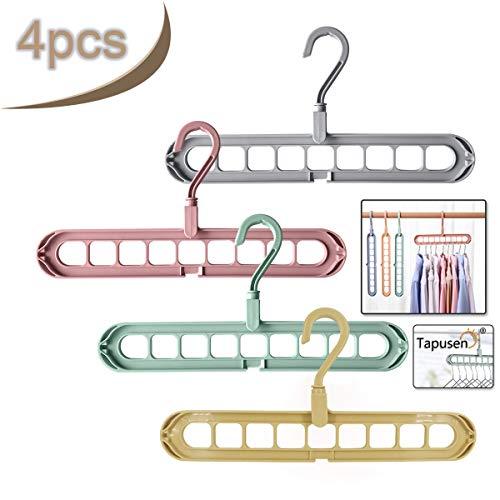 Tapusen Magic Hanger - Perchas Que ahorran Espacio
