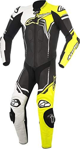 Alpinestars GP Plus V2 Mono de piel de una sola pieza para motociclismo